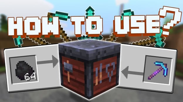 how-to-make-and-use-smithing-table-minecraft-poster2