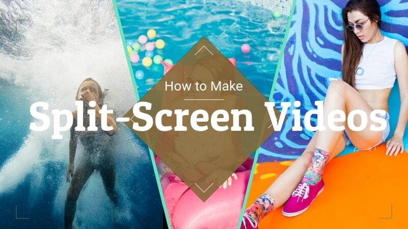 How to Make Split-Screen Videos [30+ Creative Presets Available]