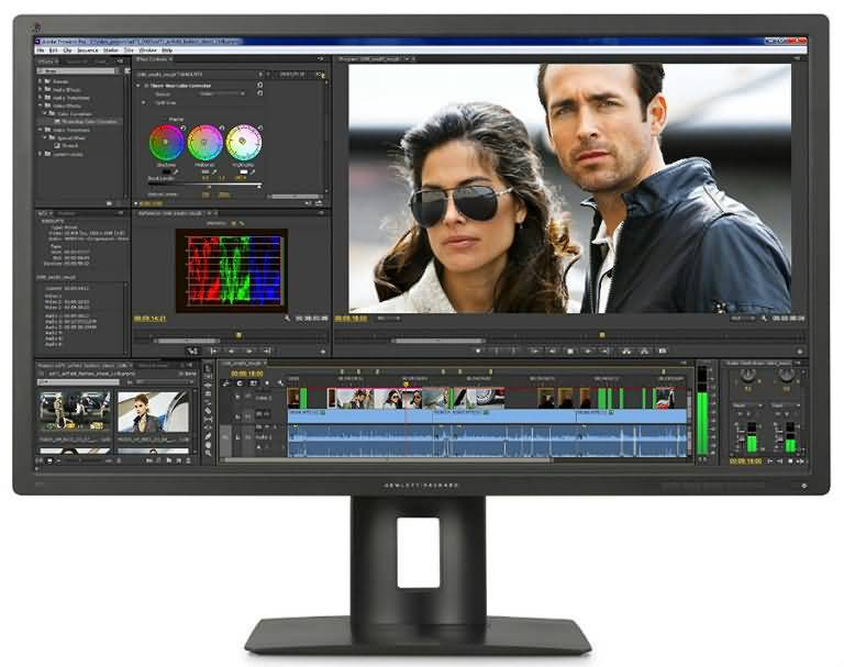 HP DREAMCOLOR Z32X 4K Monitor