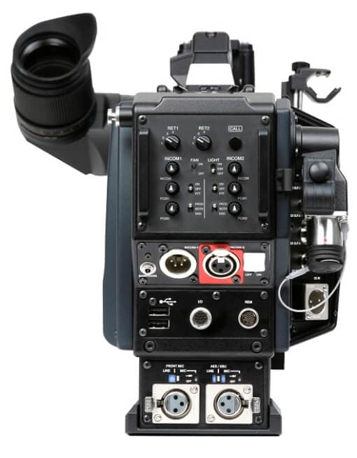 ikegami 8K Super Hi-Vision Camera System