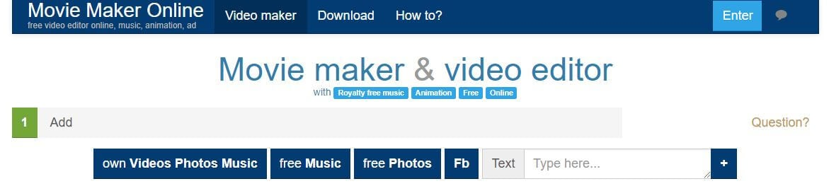 Image to Video online maker
