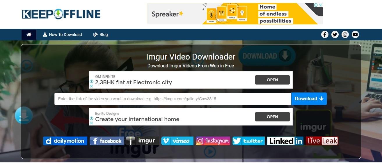 Imgur Downloader Keepoffline