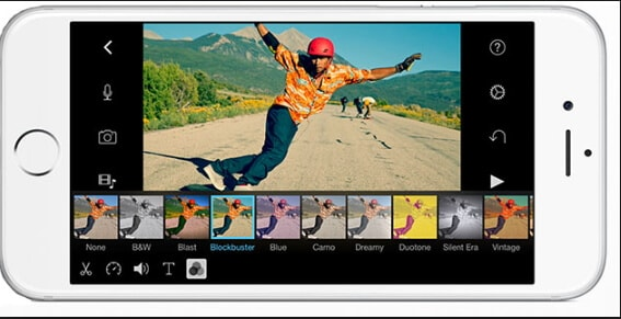 Best Free Vlog Editor Apps - iMovie