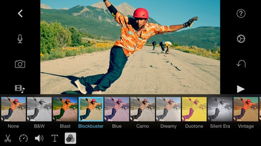 gopro video editing app imovie