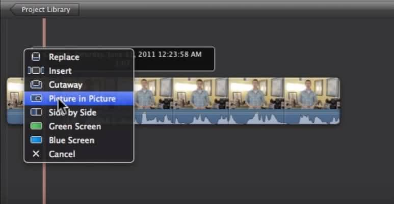 How to Add Mosaic/Censor Effect in iMovie