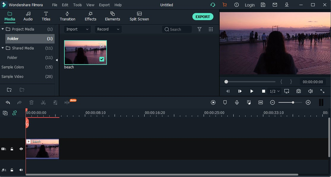 import and add gif