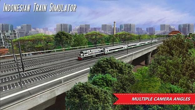 indo-train