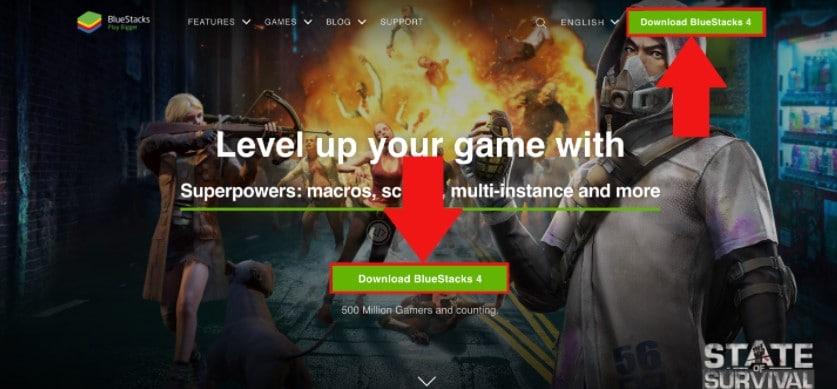 Download BlueStacks Emulator