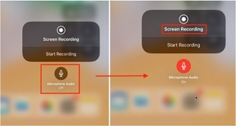 ios screen recording