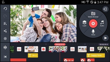 ipad video editor