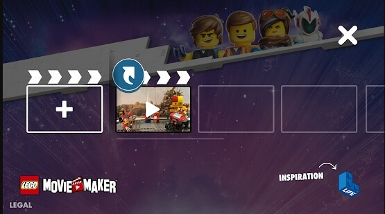 The Lego Movie  Maker