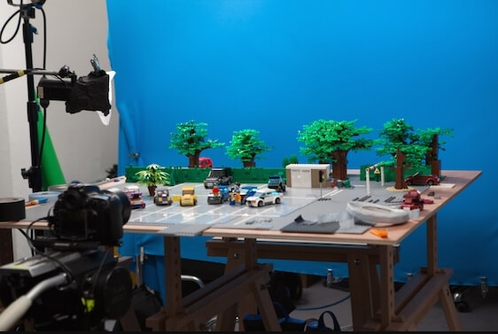 Lego Stop Motion shooting Settings