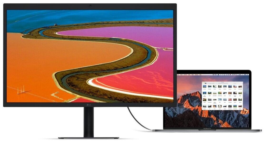 LG 27MD5KB-B 5K monitor