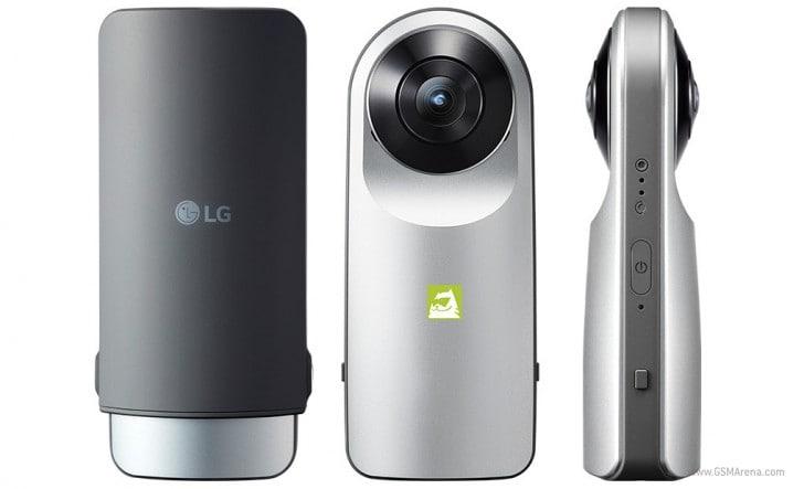 LG 360 Cam Design