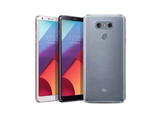 Telefono LG G6 4K