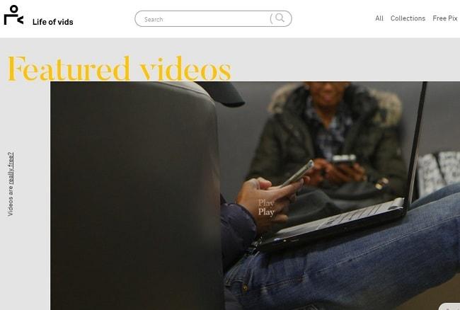 descarga gratis de fondo de video HD de 1080p