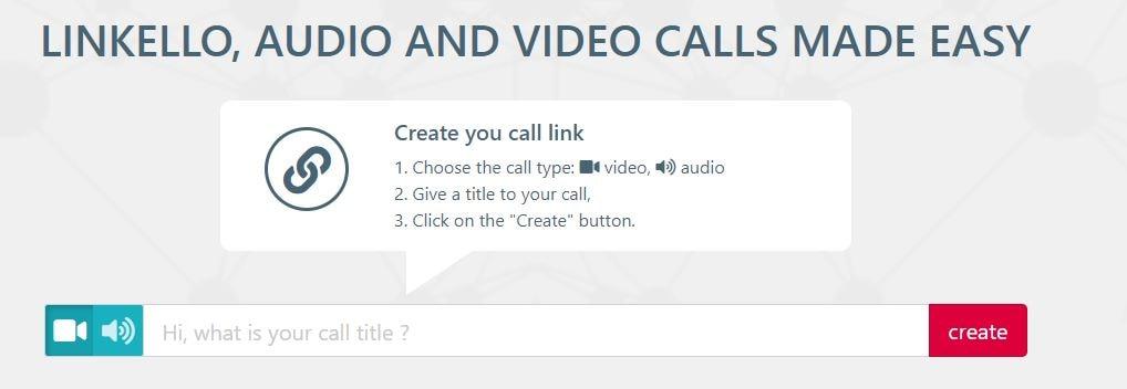 Linkello Video Call Software