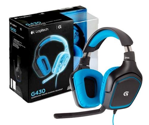 Logitec G430 Headset