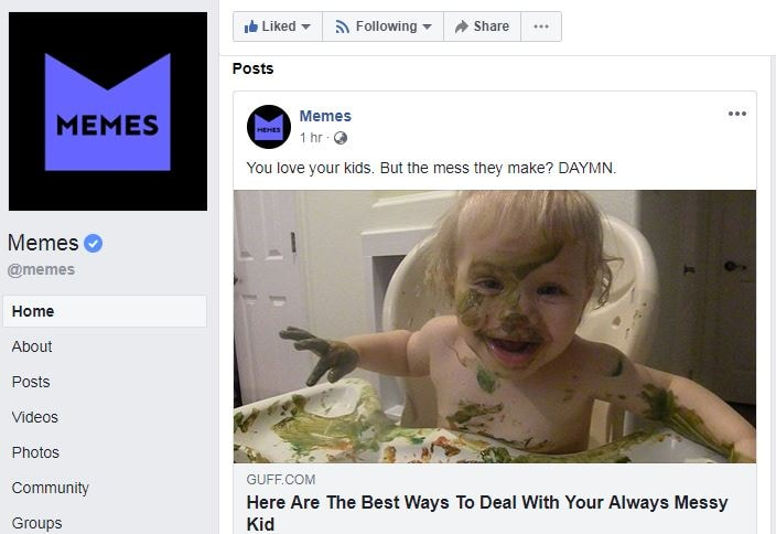 10 Best Facebook Meme Pages You Never Know Before