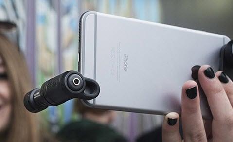 mic-iphone