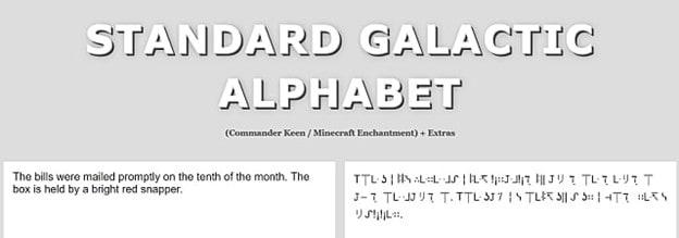 minecraft-galactic-alphabet-converter