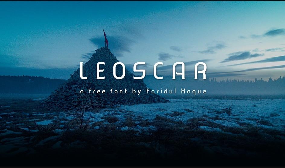 Modern Fonts Leoscar
