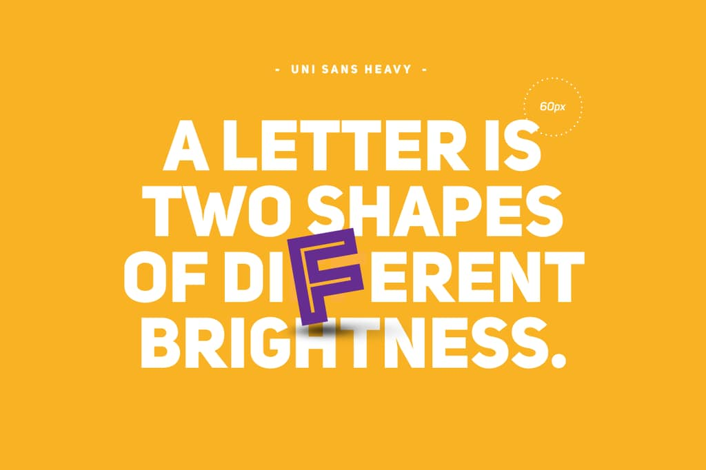 Modern Fonts Uni Sans