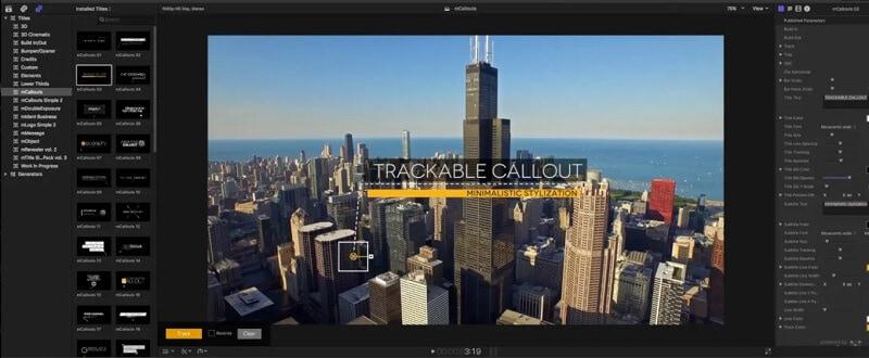 mCallouts Auto Tracker Plugin