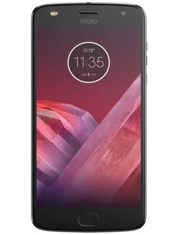 Moto Z2 Play 4K Phone