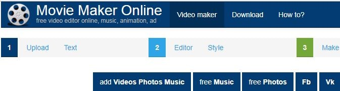 Top 8 Free Online Movie Makers