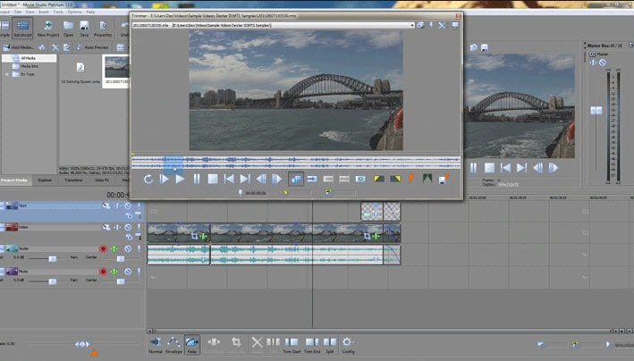 video editor for sony camcorder
