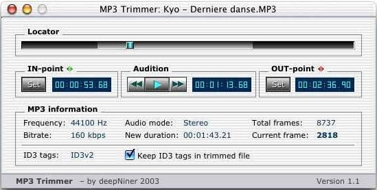 mp3-trimmer