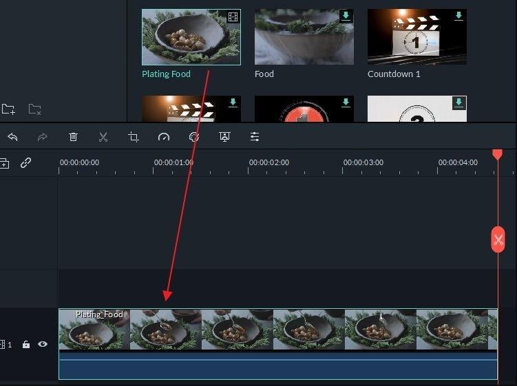 import mp4 video