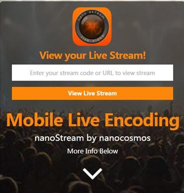 Nano Stream
