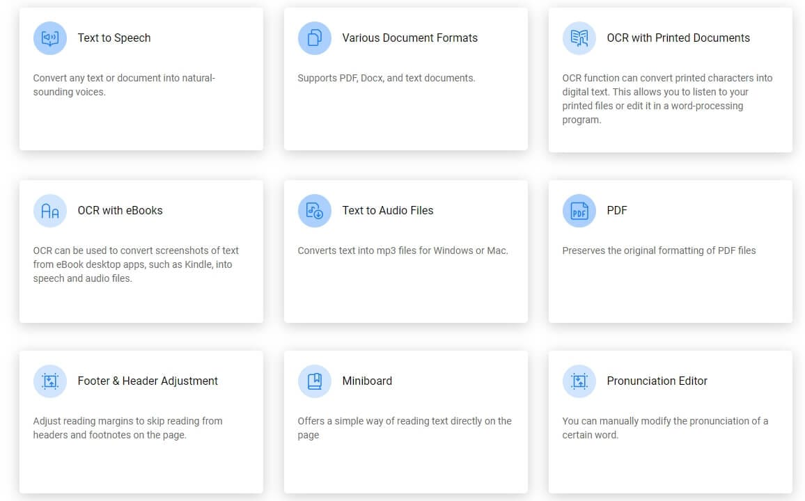 Voice Generator for Windows and Mac NaturalReader