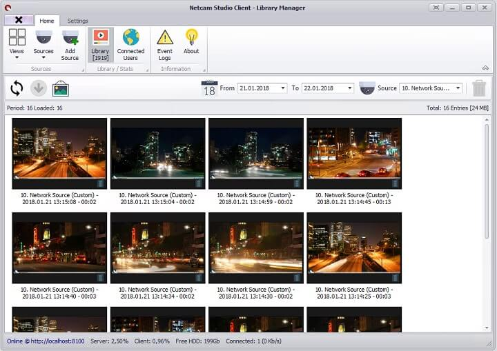 cctv camera watch online software free download