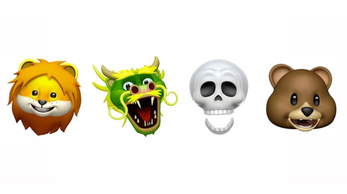 new animoji