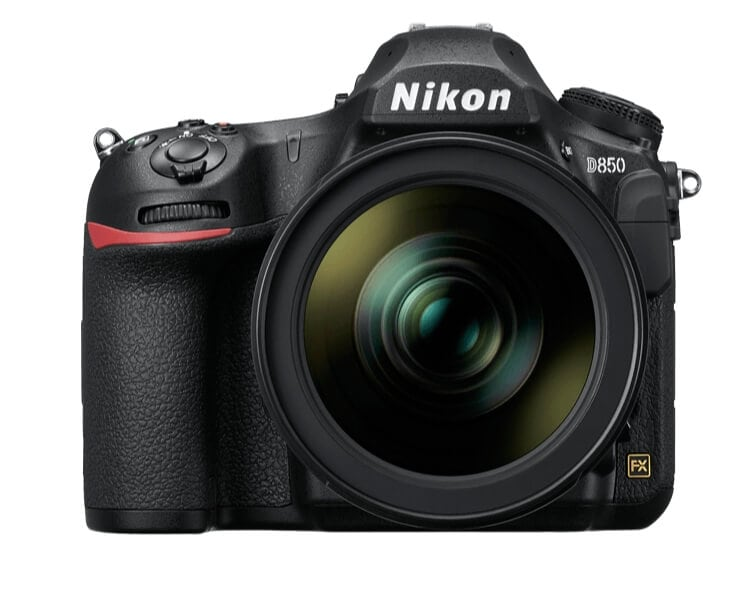 Nikon D850 8K Timelapse Camera