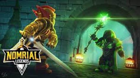 nomrial-legends-poster