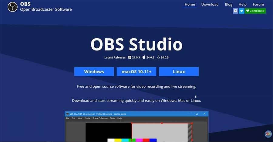 Obs Studio Recorder
