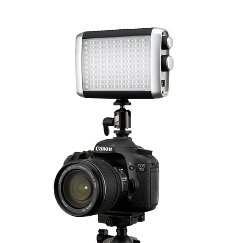 On-Camera LED Light