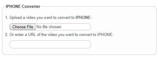 online file Converter