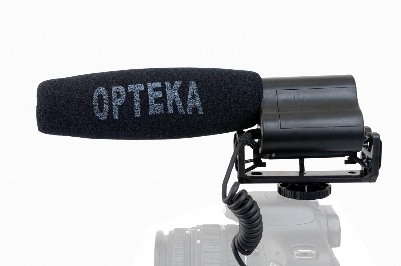 Opteka VM- 100Shotgun Microphone