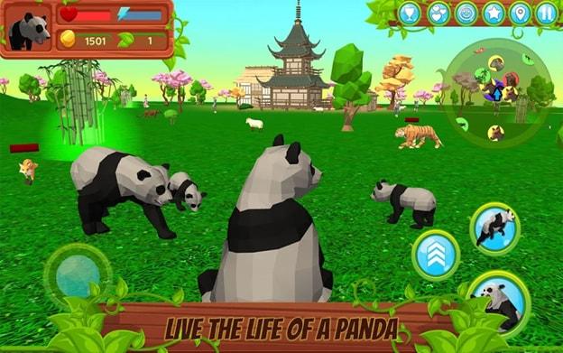 panda-sim