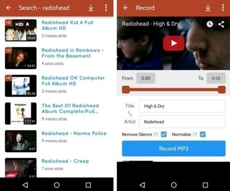 Youtube2mp3 6 Best Free Youtube To Mp3 Downloader For Android