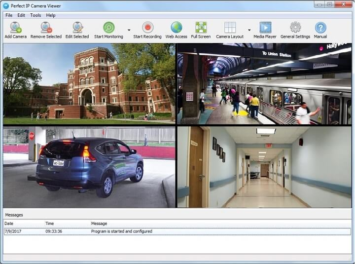best free security camera software