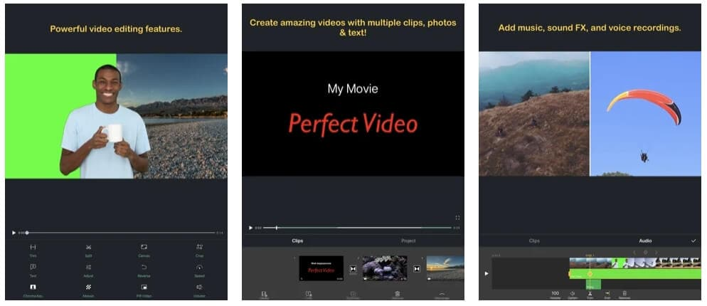 Split Screen Video Making App - Perfect Video Editor, Collage