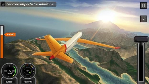 pilot-simulator