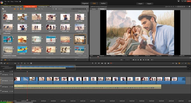 The wide range of input file formats this video editing software provides guarantees that you'll never have to worry about the camera you're using to ...