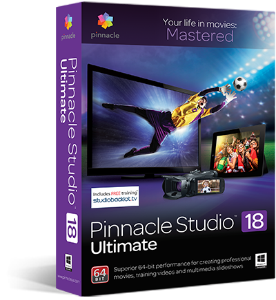 windows 10 video editing software Pinnacle